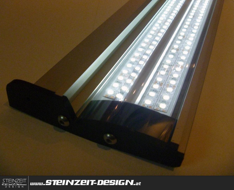 Steinzeit Design | LED Aquarium Beleuchtung BARRACUDAS LCH40