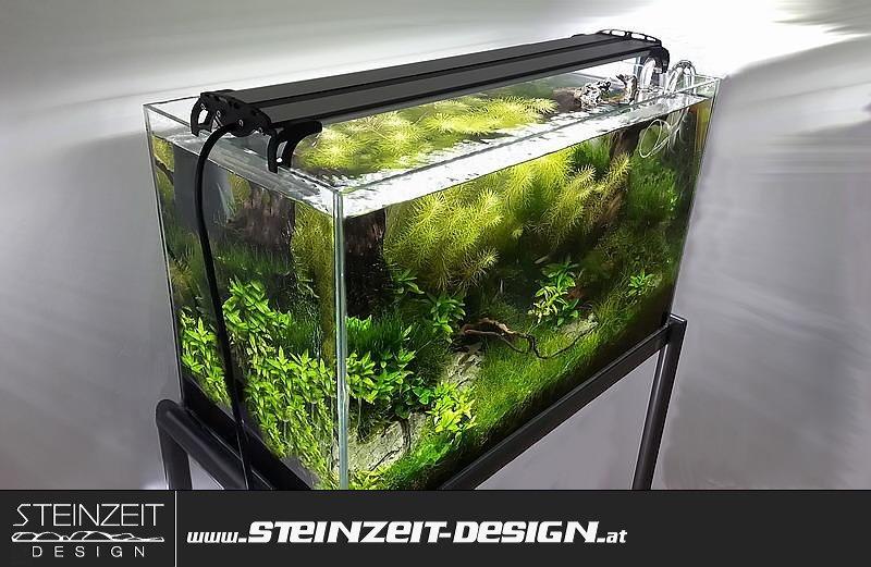 aquariumbeleuchtung at profi led aquarien lampe sd ld4 alle gr en bis 200cm ebay. Black Bedroom Furniture Sets. Home Design Ideas