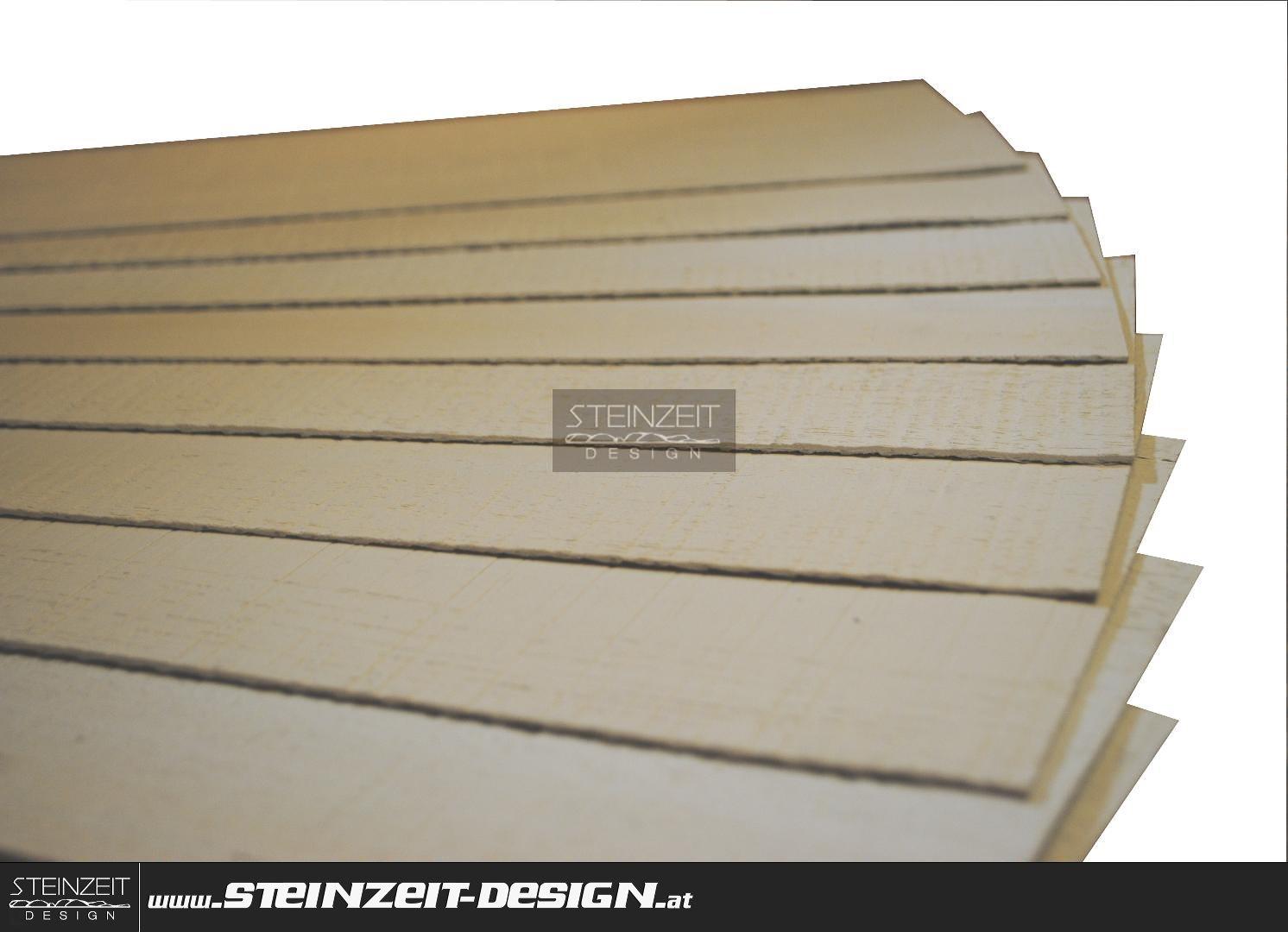 Steinzeit Design Flex Holz Yacht Boden Jagged Wood Everest