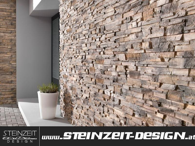 Verblendsteine für Außen, frostsicher   Steinzeit-Design