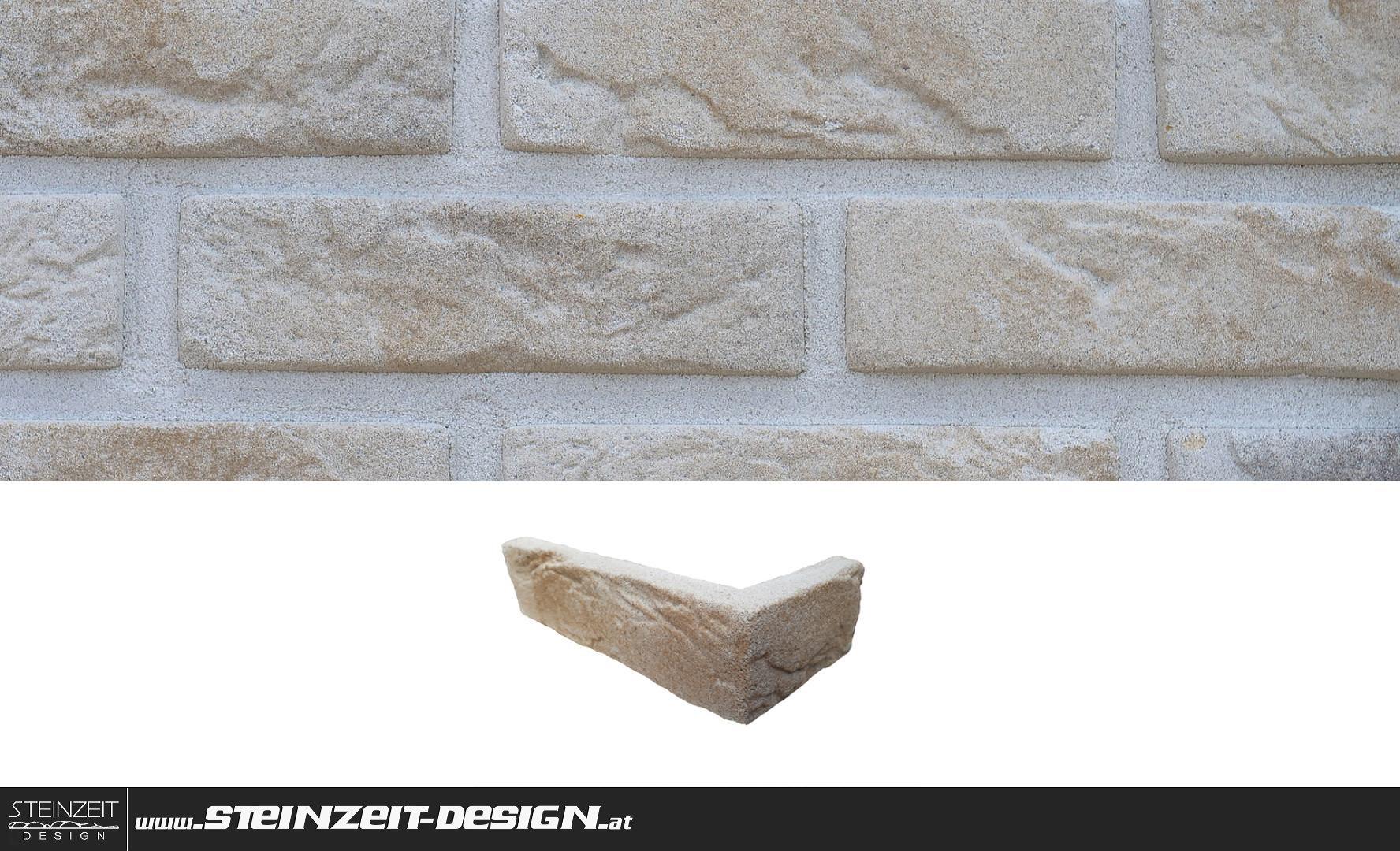 Steinzeit Design   Ziegel-Riemchen STEGU Cambridge 2